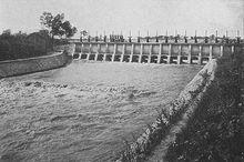 嘉南大圳是日据时期最重要的水利工程