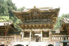 日光的神殿与庙宇